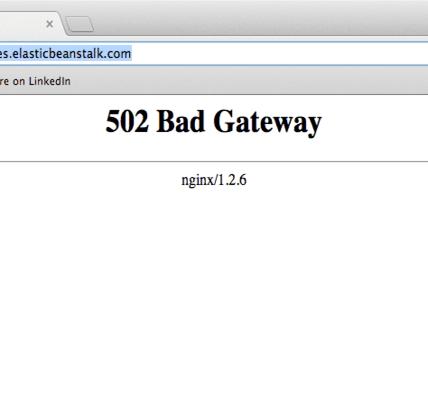 ¿Qué es un error 502 Gateway Bad (y cómo solucionarlo)?