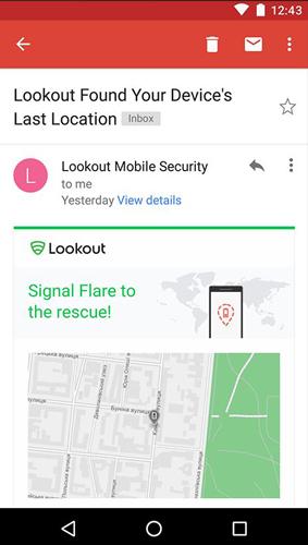 aplicaciones antirrobo Android-Search