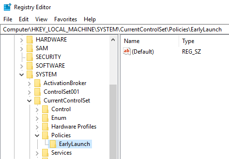 win10-early-launch-driver-create-key