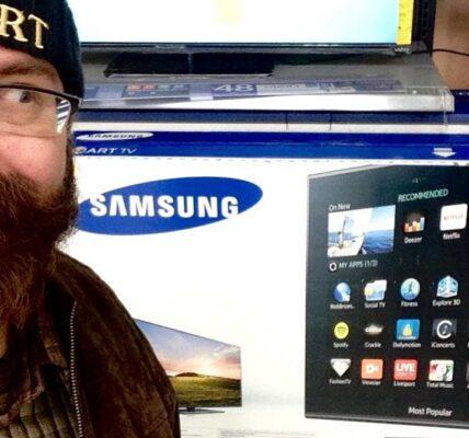Lo que debe hacer al configurar su televisor inteligente
