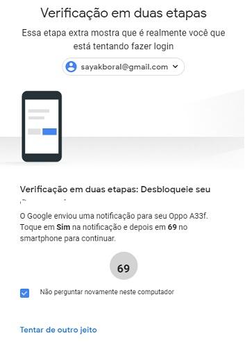 Invita a Google a tu teléfono