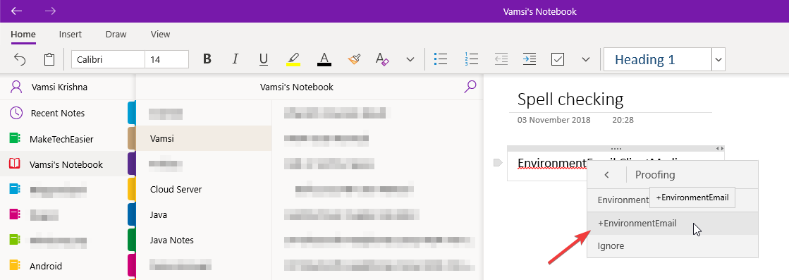 add-words-to-wind10-dictionary-add-to-dictionary-in-onenote