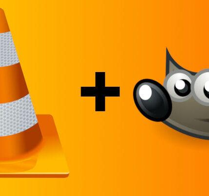 Cómo crear GIF a partir de un archivo de video usando VLC y GIMP