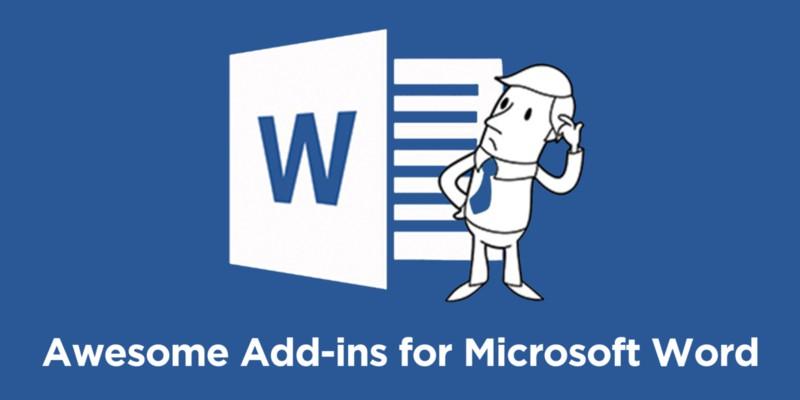 7 de los mejores complementos para Microsoft Word para mejorar su productividad