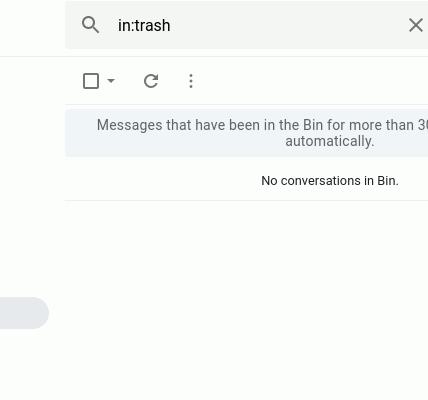 Cómo recuperar correos electrónicos eliminados de Gmail