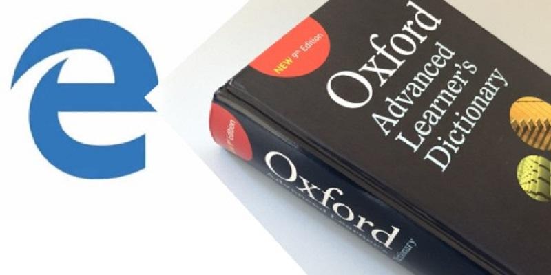 Cómo usar el diccionario integrado de Microsoft Edge