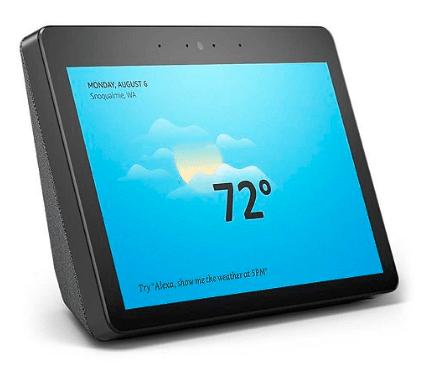 pantallas inteligentes-amazon-echo-show