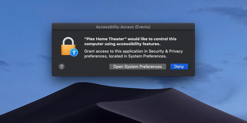 ¿Por qué macOS protege sus permisos de seguridad y privacidad?