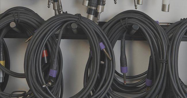 cómo mantener los cables