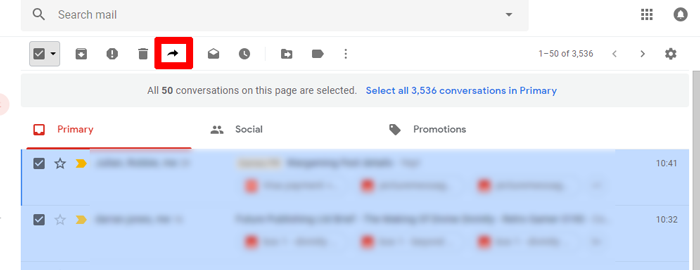 reenviar-varios-correos-gmail-chrome-forward