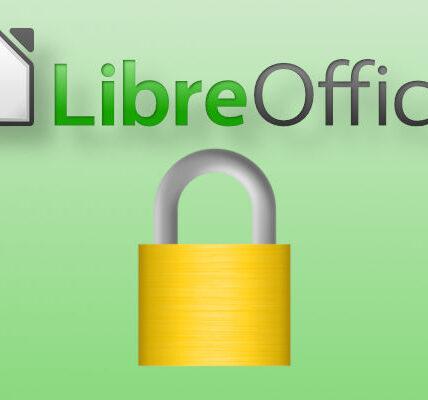 Cómo cifrar sus documentos con LibreOffice