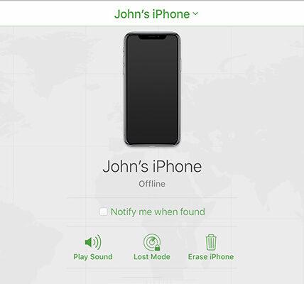 La guía completa para encontrar las herramientas de iCloud de mi iPhone