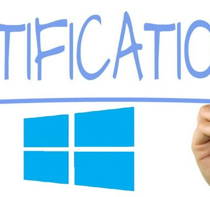 Cómo personalizar Windows 10 Notificaciones