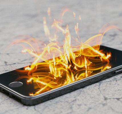 Por qué Smartphone Las baterías explotan y cómo protegerse