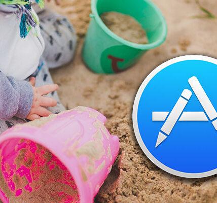 Cómo protege a los usuarios el entorno de pruebas de la aplicación macOS