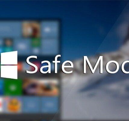 ¿Cuál es la forma segura de Windows ¿diez?