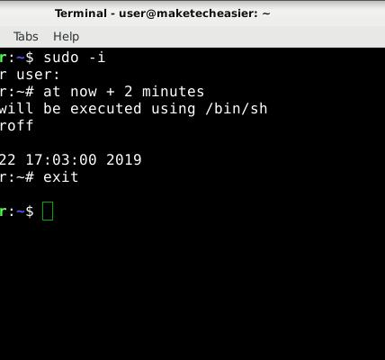 """Cómo programar comandos en Linux con la utilidad """"to"""""""