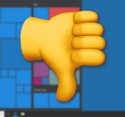 7 cosas que teme Windows diez
