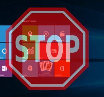 Cómo dejar de ejecutar aplicaciones en segundo plano Windows diez