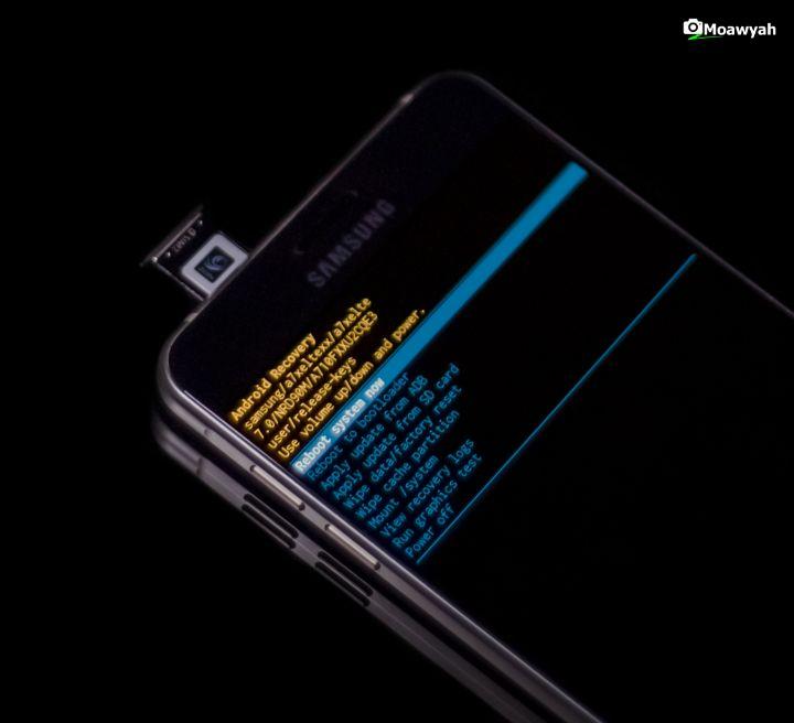 Partición Bluetooth-debug-delete-cache