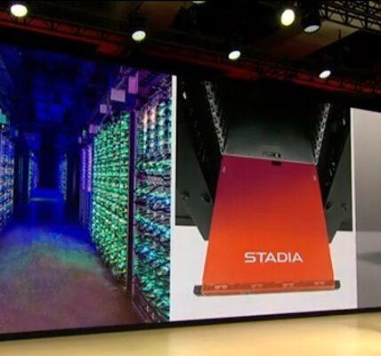 Google anuncia la etapa del servicio de transmisión de juegos