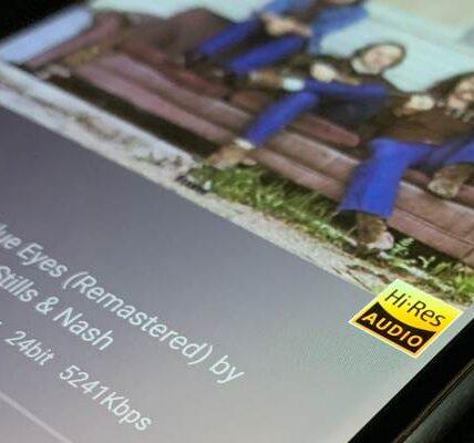 Tu Android Teléfono en reproductor de audio de alta resolución
