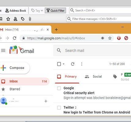 Cómo configurar Gmail con Thunderbird en unos pocos y sencillos pasos