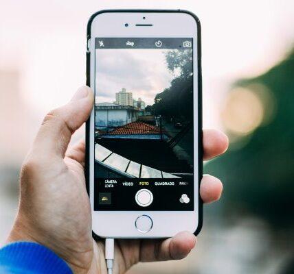 Como un acelerómetro en un Smartphone Funciona para seguir tu movimiento