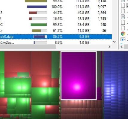 4 de las mejores herramientas para analizar el espacio en disco Windows diez