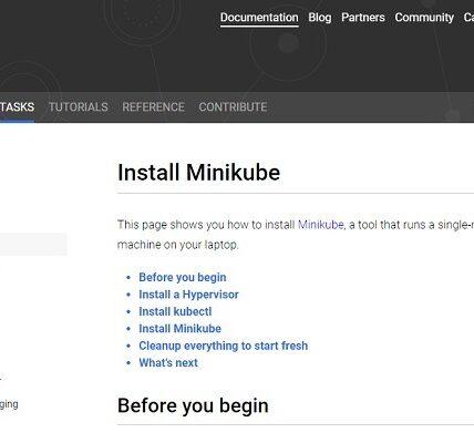 Cómo comenzar a usar Kubernetes en su computadora portátil usando Minikube