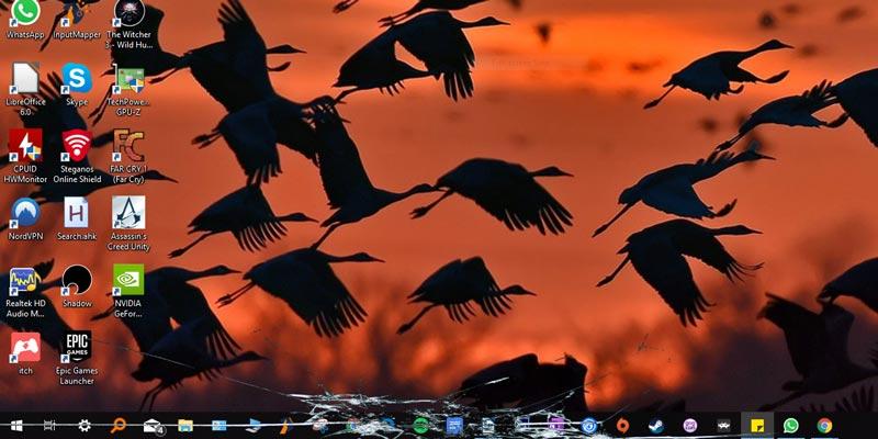 La barra de tareas no funciona en Windows ¿diez?  Aquí están las soluciones