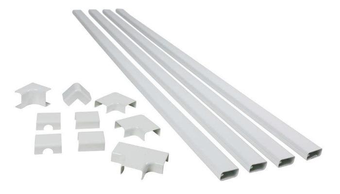 Bandeja de cables para organización de cables