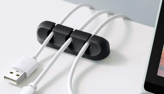 Clip de gestión de cables