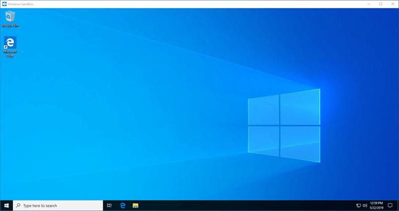 Windows        cajón de arena