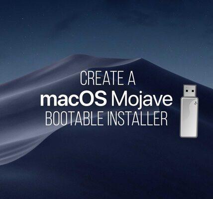 Cómo crear un instalador de macOS de arranque
