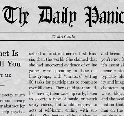 Momo, Slender Man, 72 horas y las historias detrás de otros pánicos en Internet