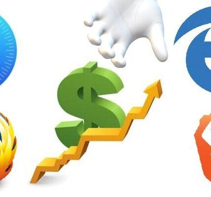 ¿Cómo ganan dinero los navegadores de Internet?