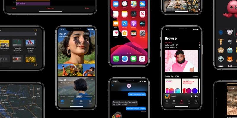 iOS 13: todo lo que necesitas saber