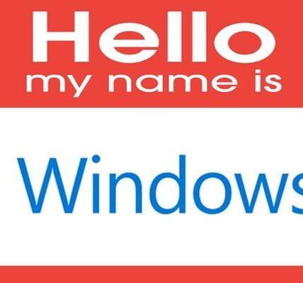 Cómo cambiar el nombre de su computadora a Windows diez