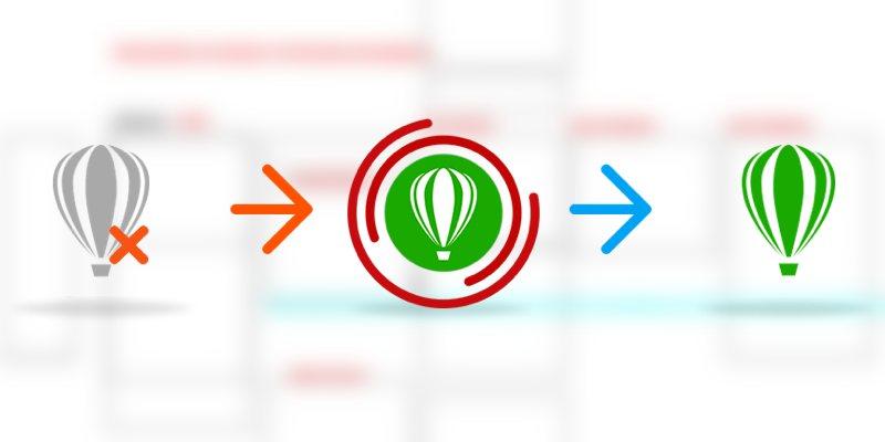 Guarde sus gráficos vitales con el kit de herramientas de recuperación de CorelDRAW