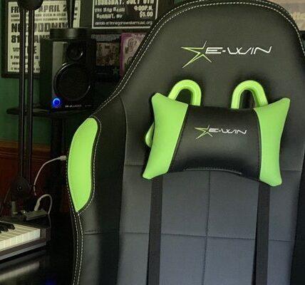 La serie Ewin Calling es más que una simple silla de juego