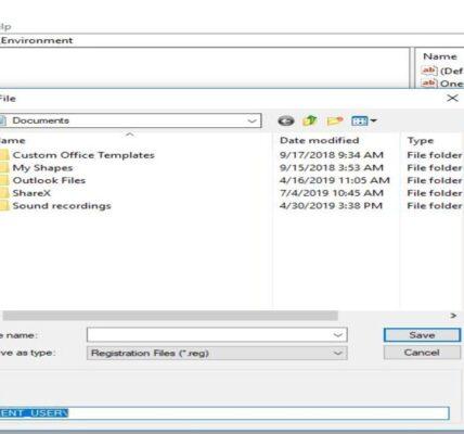 Cómo restaurar la copia de seguridad del registro en Windows diez