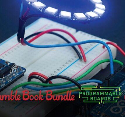 Paquete de libros humildes: paneles programables de Make Community