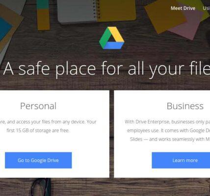 Cómo usar Google Drive para maximizar la productividad