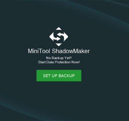 Realice una copia de seguridad de sus datos de forma segura y sencilla con MiniTool Shadowmaker Pro