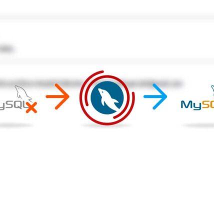 Registre su base de datos con Recovery Toolbox for MySQL