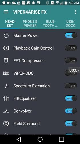 las mejores aplicaciones de Android que no están en la tienda de juegos viper4android