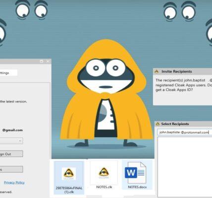 Cómo encriptar archivos fácilmente sin contraseña usando Cloak Encrypt