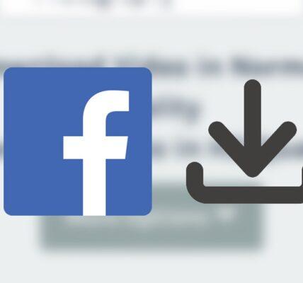 Cómo descargar videos de Facebook a iPhone