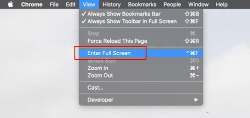 Reasignación de la opción de selección de teclas Fn de Mac